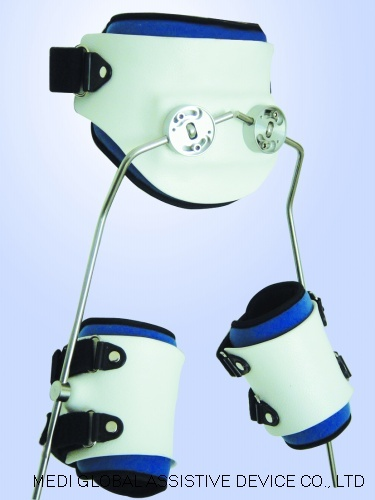 Pediatric Bilateral Sliding-bars Hip Abduction Orthosis