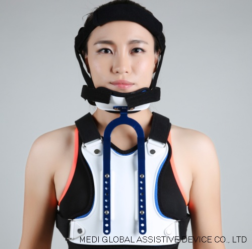 SOMI Strengthened Cervical Thoracic Brace