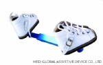 Orthopedic Shoes with Dennis Brown Splint